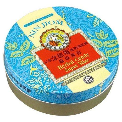 Nin Jiom Pastilles - Super Mint
