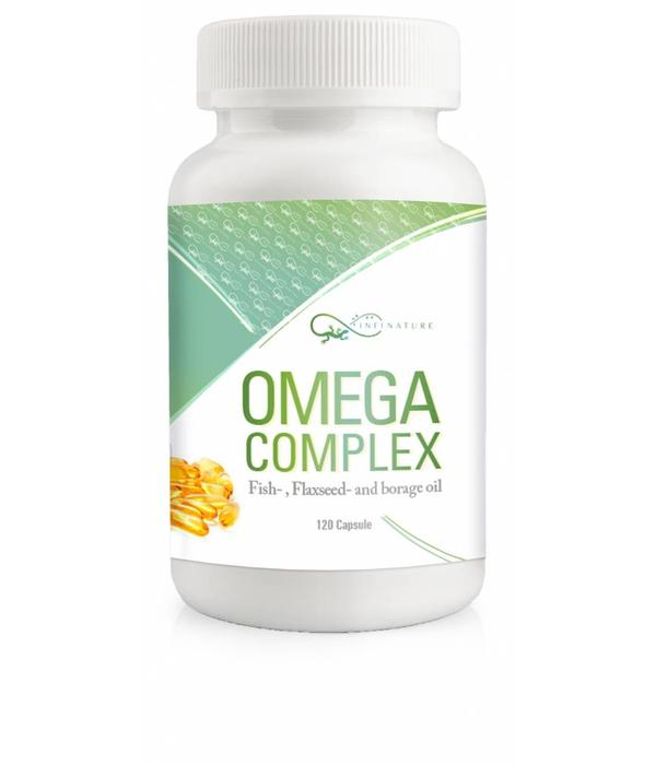 Infinature Omega 3-6-9 Complex | 90 softgels
