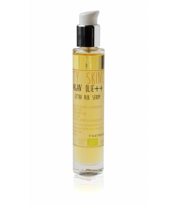 Tasty Skincare Argan Olie++ Extra Rijk Serum
