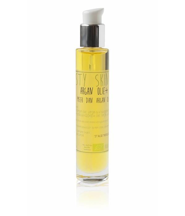 Tasty Skincare Argan Olie+