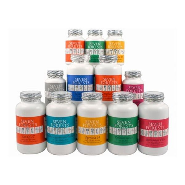 Salvia & Ligustrum Tablets