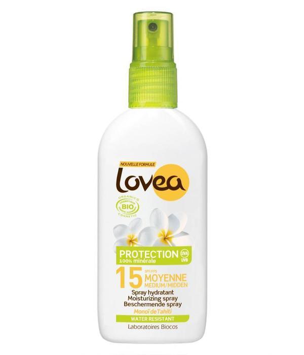Lovea Lovea Sun Spray SPF 15 BIO 125 ML