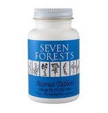 Seven Forests Acorus Tablets | 100 Tabletten