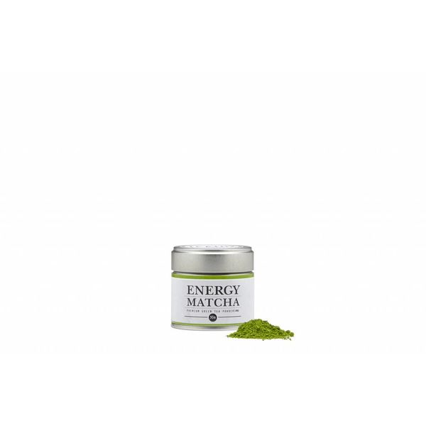 Energy Matcha Bio Green Tea Powder