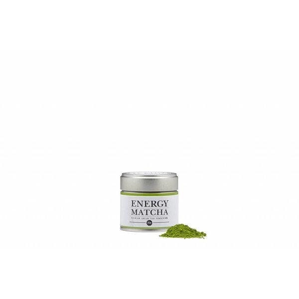 Energy Matcha Bio Green Tea Powder