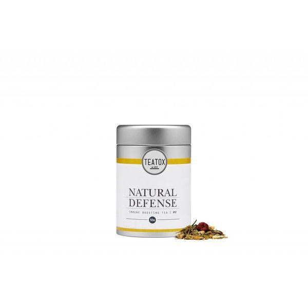 Natural Defense Bio Green Tea Ginger