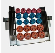 Fitribution Body Pump rack