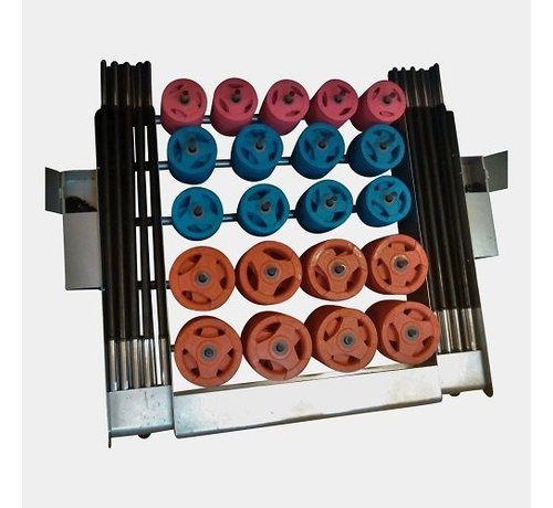 Fitribution Body Pump rack de rangement
