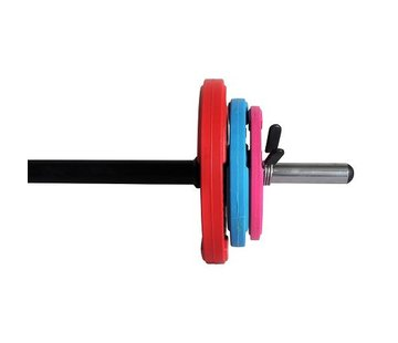 Fitribution Body Pump set rubber 20kg