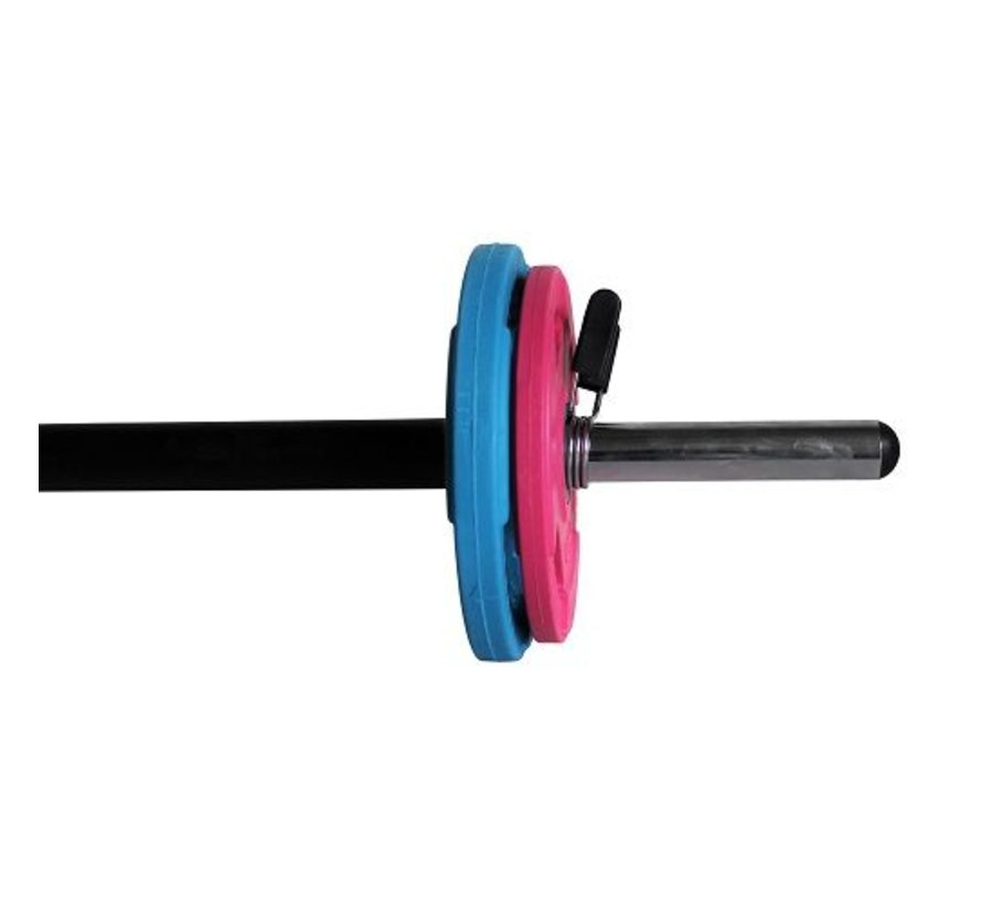 Body Pump set rubber 10kg