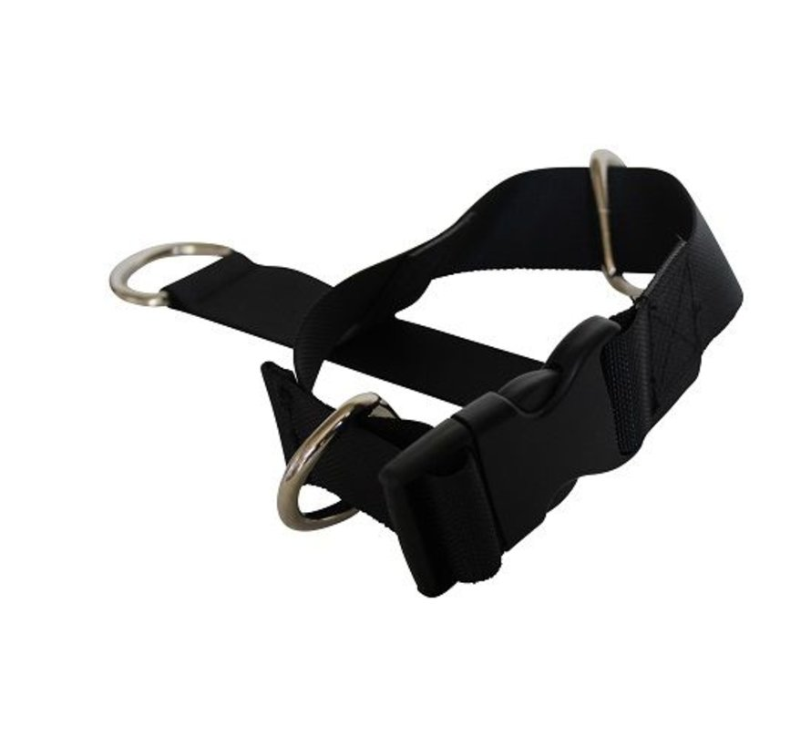 Ankle strap with 3 rings (1pair)