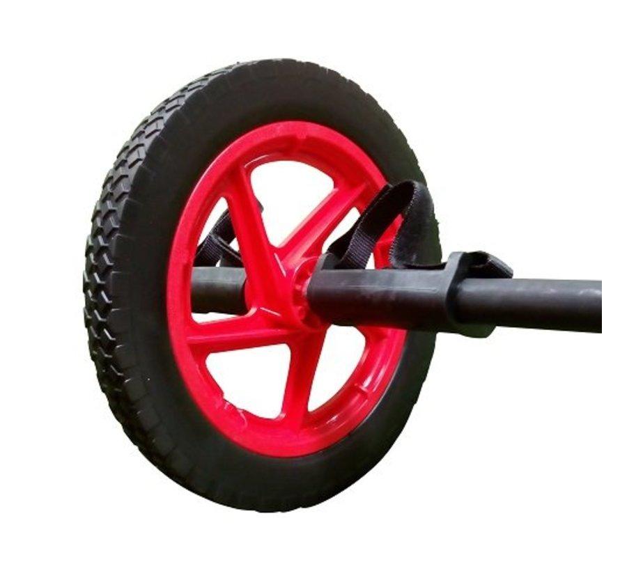 abdominales rueda pro / Rueda motriz