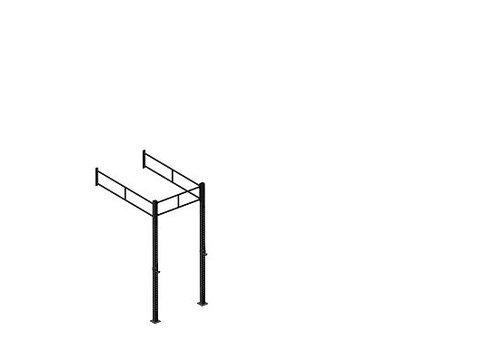Wall mount rig 110