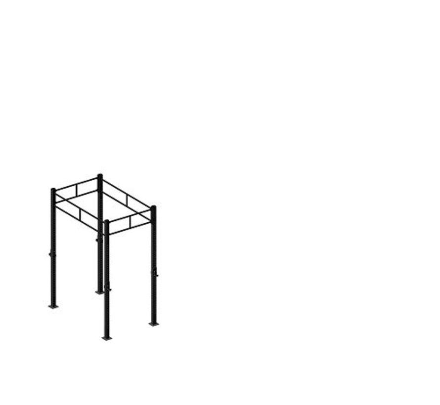 Freestanding rig 110
