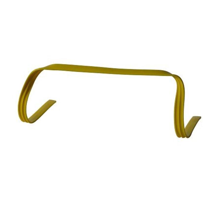 Haie de vitesse flexible 15cm (4x)