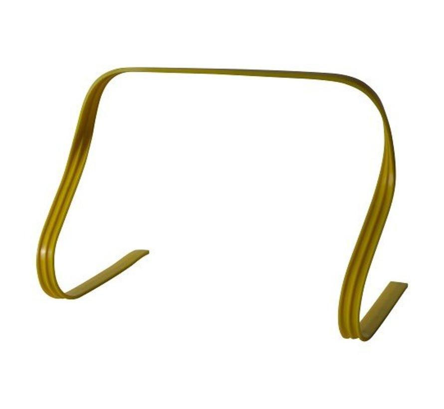 Haie de vitesse flexible 30cm (4x)
