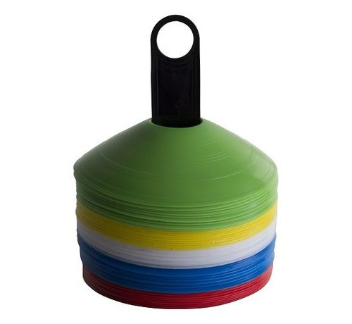 Fitribution Agility Cones (50pcs) with holder