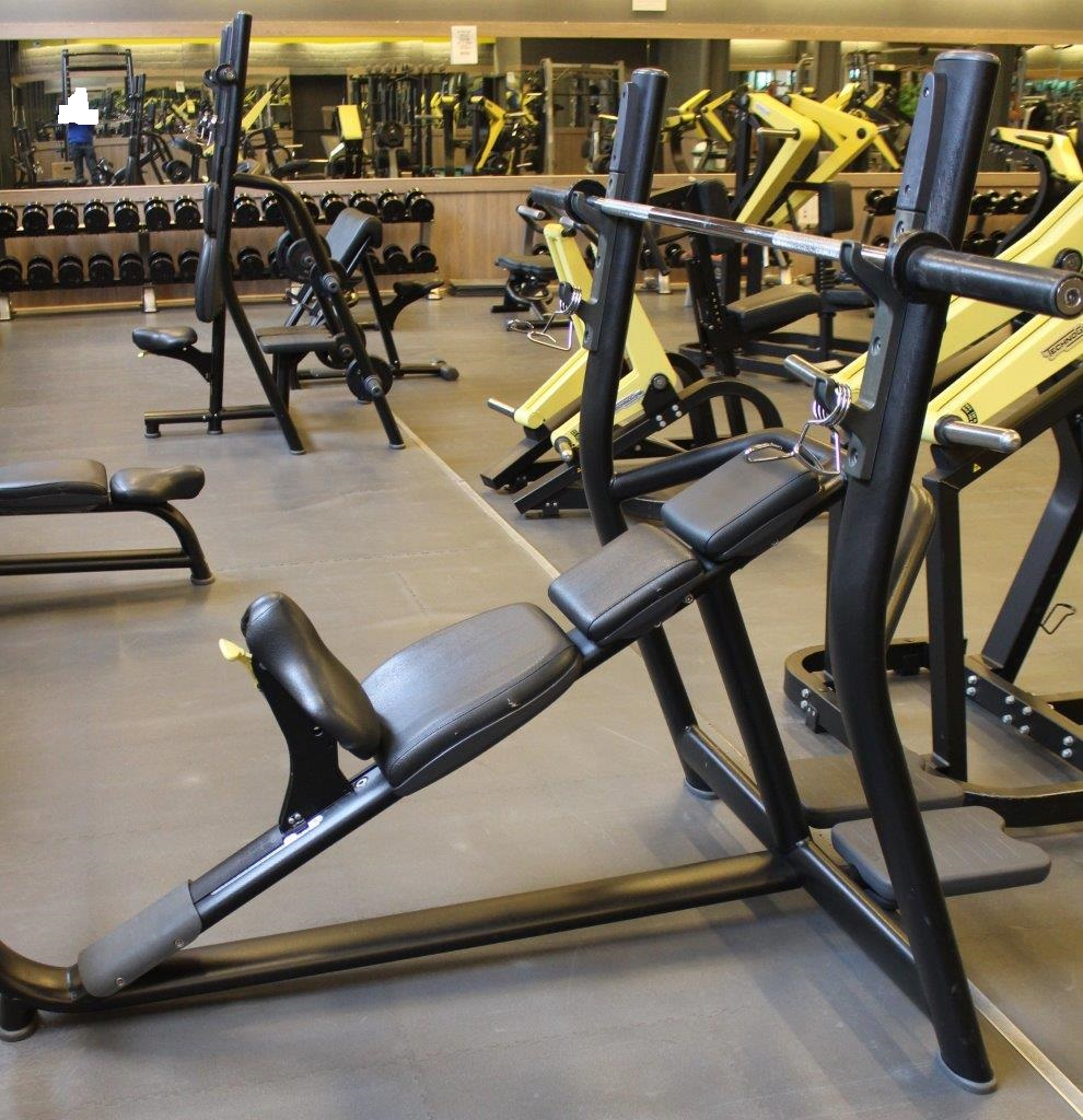 Technogym Selection Line Incline Bench Press