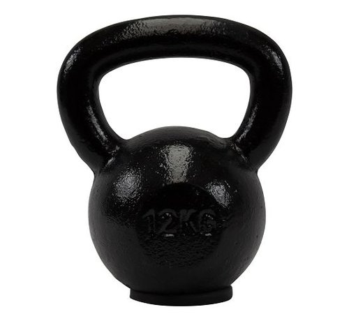 Fitribution 10kg kettlebell with rubber foot