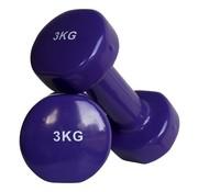 Fitribution Aerobic dumbbells 3kg (1paar)