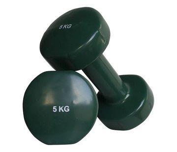 Fitribution Haltères vinyle 5kg (1paire)