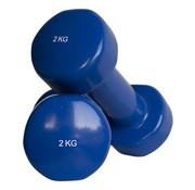 Fitribution Haltères vinyle 2kg (1paire)