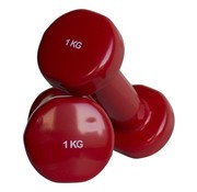 Fitribution Aerobic dumbbells 1kg (1paar)