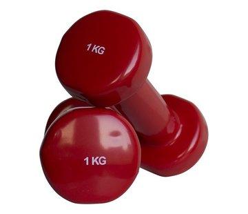 Fitribution Mancuernas Aeróbicas 1kg (1 Par)