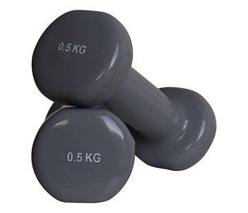 Fitribution Haltères vinyle 0.5kg (1paire)
