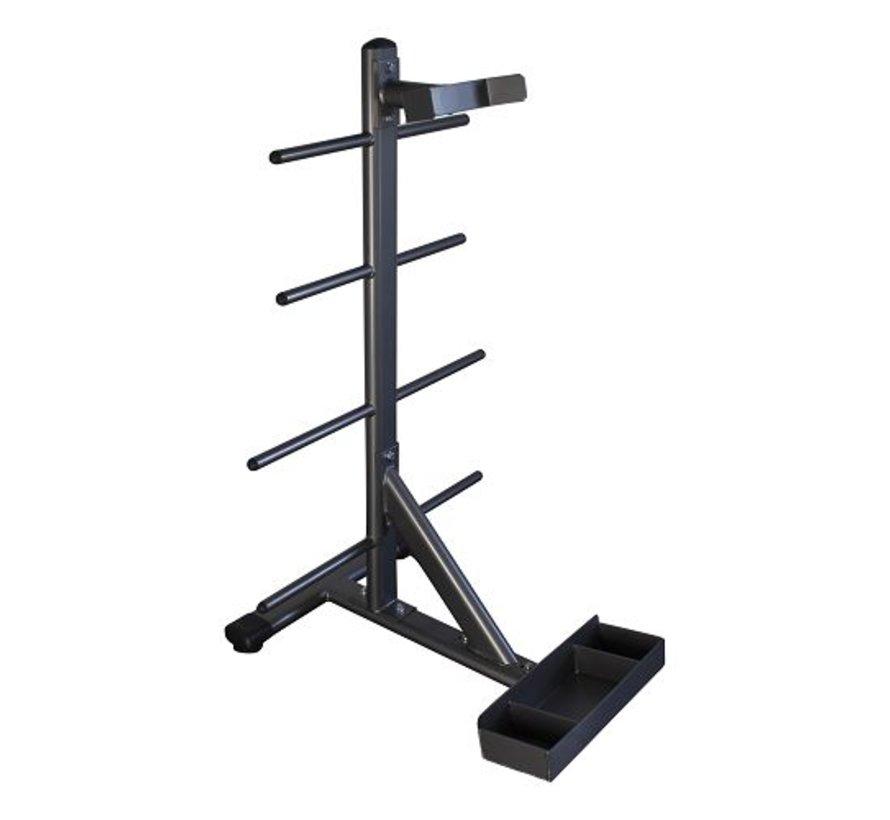 Body Pump rack de rangement