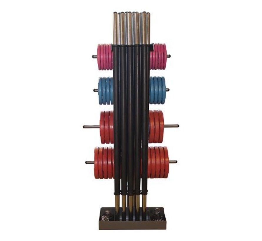Body Pump rack de rangement - Fitribution