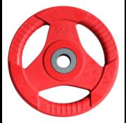 Fitribution Discos de peso Body Pump Caucho 5kg (1par)
