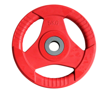 Fitribution Body Pump schijven rubber 5kg (1paar)