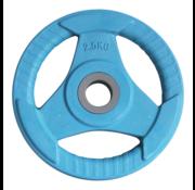 Fitribution Body Pump schijven rubber 2,5kg (1paar)