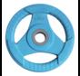 Body Pump schijven rubber 2,5kg (1paar) 30mm