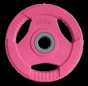 Fitribution Body Pump schijven rubber 1,25kg (1paar)