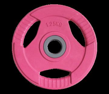 Fitribution Disques Body Pump caoutchouc 1,25kg (1paire)