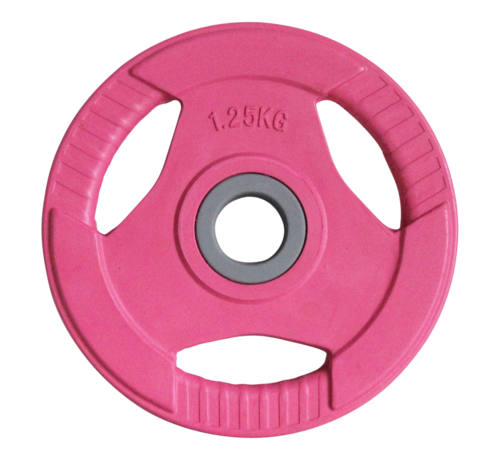 Fitribution Body Pump disks rubber 1,25kg (1pair) 30mm