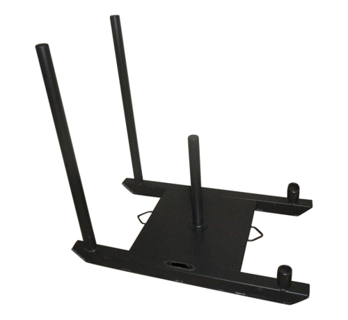 Fitribution Power sled with harness