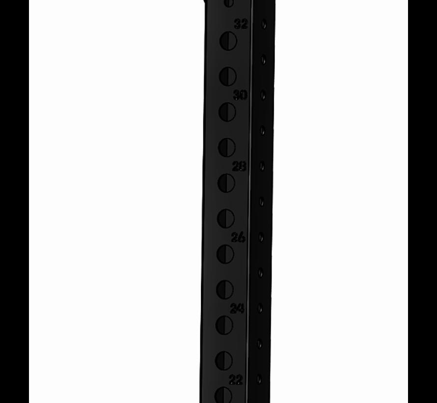 Upright 265cm 75x75x3