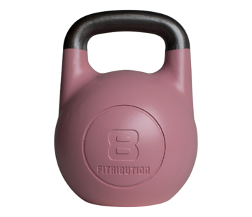 Fitribution 8kg holle competitie kettlebell