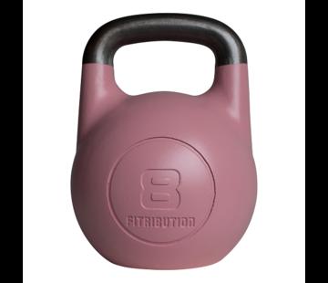 Fitribution 8kg kettlebell compétition creux