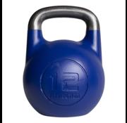 Fitribution 12kg kettlebell compétition creux