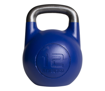 Fitribution 12kg holle competitie kettlebell