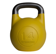 Fitribution 14kg hollow competition kettlebell