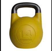 Fitribution 14kg kettlebell compétition creux