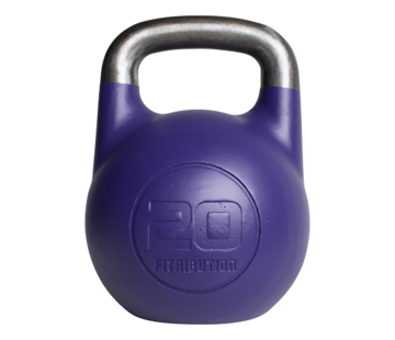 Fitribution 20kg hollow competition kettlebell