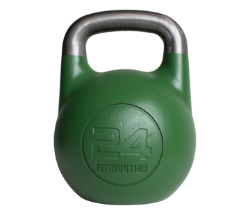 Fitribution 24kg holle competitie kettlebell