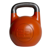 Fitribution 28kg holle competitie kettlebell