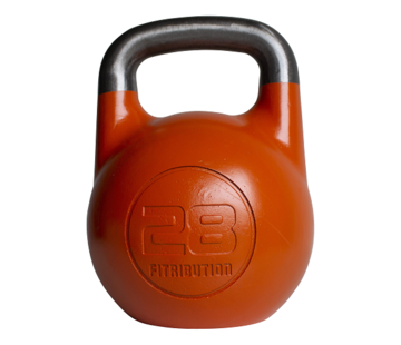 Fitribution 28kg hollow competition kettlebell